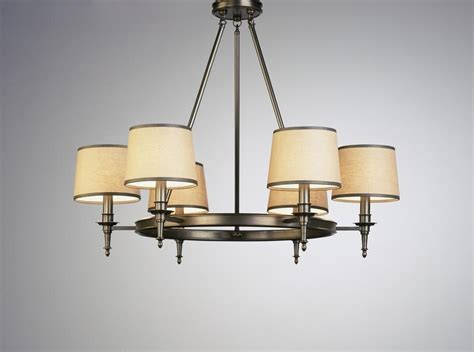 Shade Fabric by Best 10 Of Fabric Drum Shade Chandeliers