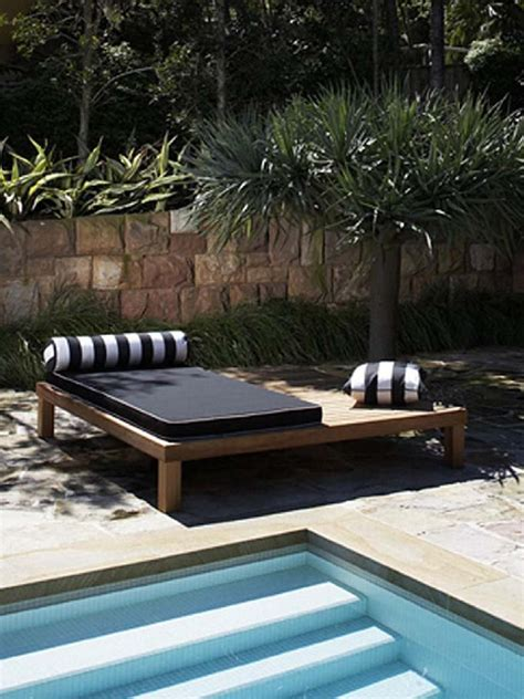 Est Magazine Pools Outdoor Daybed