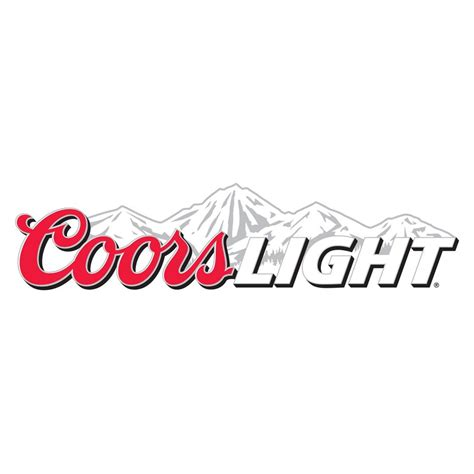 Coors Light Font by Millercoors Coors Light The Culinary Scoop