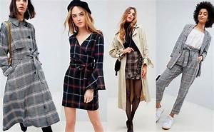 Herbst Trend 2018 : der herbst trend 2018 karo woman at ~ Watch28wear.com Haus und Dekorationen