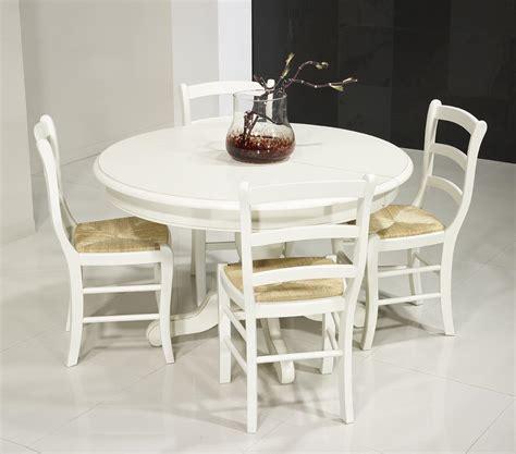 table ronde pied central en merisier massif de style louis philippe diametre 120 2 allonges de