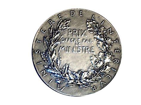 m 233 daille de prix du minist 232 re de l int 233 rieur tokens