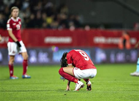 Danish National Team Fails Qualify For World Cup The