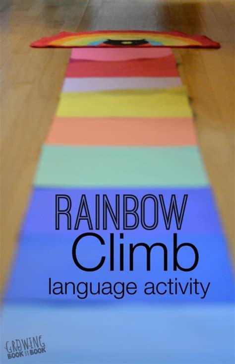 language preschool language activities for preschoolers rainbow climb 895