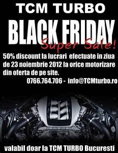 Turbo Discount : black friday la tcm turbo 50 discount la chip tuning si lucrari efectuate maine ~ Gottalentnigeria.com Avis de Voitures