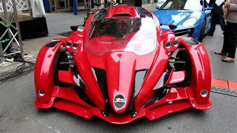 2013 T Rex Aero 3S by Anibal Automotive Design   Peel