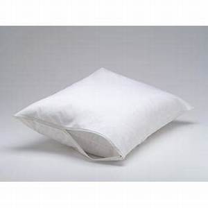 Allerease bed bug pillow protector for Bed bug mattress and pillow protectors
