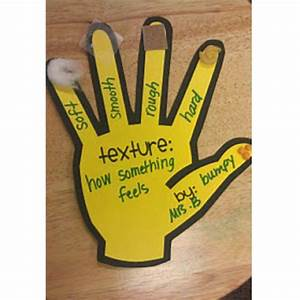Great for learning sense of touch in grade one Science ...