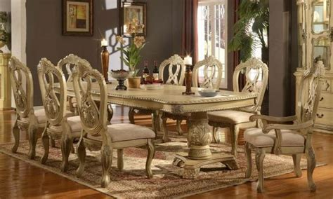 Formal Dining Room sets ? Reasons Why Formal Tables Offer