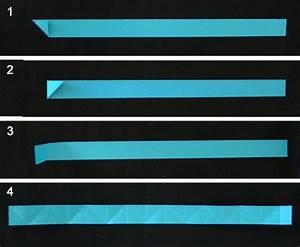 Trigonal Bipyramid  Strip Folding