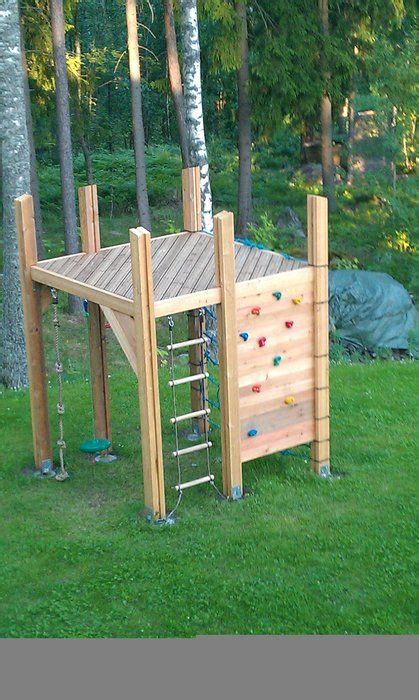 sides added  cool concept jungle gym