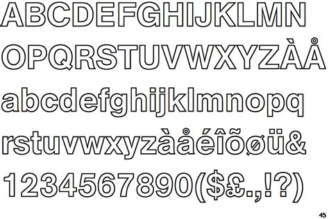 fontscape home appearance outlined outlined sans serif