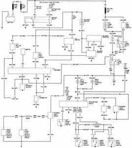 1994 Toyotum Pickup 4x4 Engine Wiring Diagram