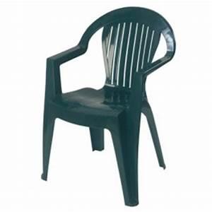 Chaise Jardin Plastique : chaise de jardin en plastique ~ Teatrodelosmanantiales.com Idées de Décoration