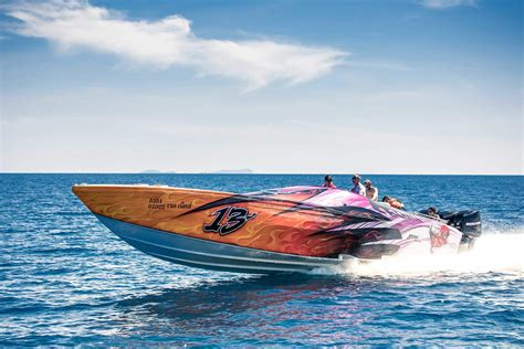 Speed Boat by Speedboat Xperience Enjoy The Fastest Phuket Speedboats