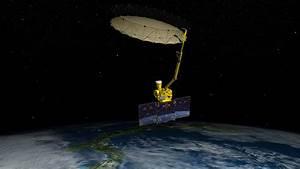 Dirt-Watching NASA Satellite Deploys Giant Space Antenna ...
