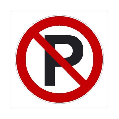 schild parken verboten verboten parken verboten schild ausfahrt freihalten