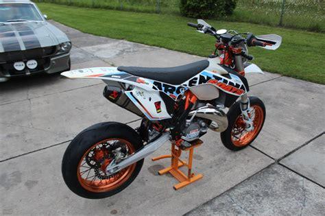ktm supermoto 125 ktm ktm 125 exc motard moto e scooter usato in vendita