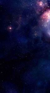 background, black, blue, galaxy, phone, wallpaper - image ...
