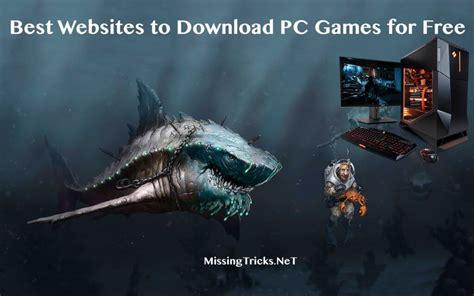 websites   pc games onlinedealtrick