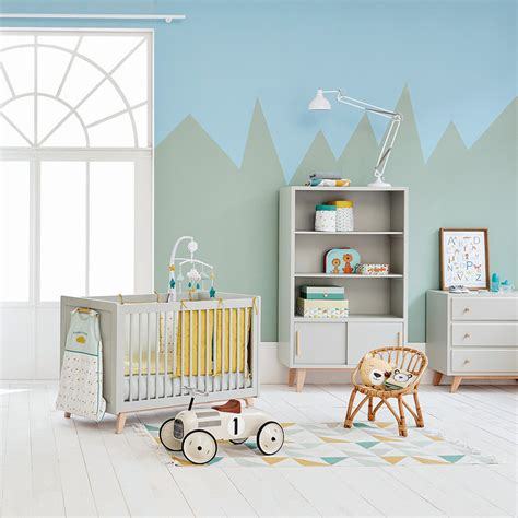 chambre fille gar輟n ensemble 12 inspirations pour la chambre de bébé guten morgwen