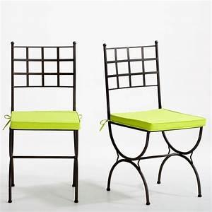 Chaise En Fer Forgé : chaise en fer forg tout en raffinement chaises pour le ~ Dode.kayakingforconservation.com Idées de Décoration