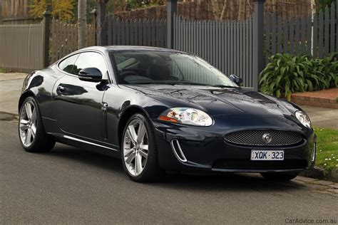 Jaguar XK V8 Coupe Review | CarAdvice