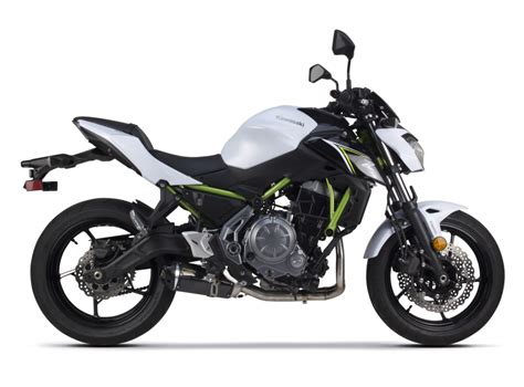 Kawasaki Z650 Full Systems