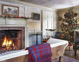 Give Your Home That Country Christmas Feeling
