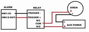 Dayton Relay Wiring Diagram Alarm