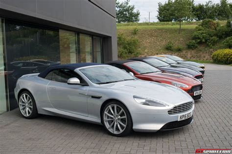Aston Martin V12 Vantage by 2016 Aston Martin V12 Vantage S Roadster Review Gtspirit