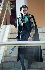 Loki Avengers Cosplay