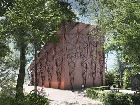 Fernwaermezentrale Waldau In St Gallen by Gut Schoep Architekten Z 252 Rich