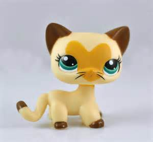 littlest pet shop cat collection child figure