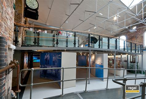 London Museum of Water and Steam   Regal Balustrades Ltd