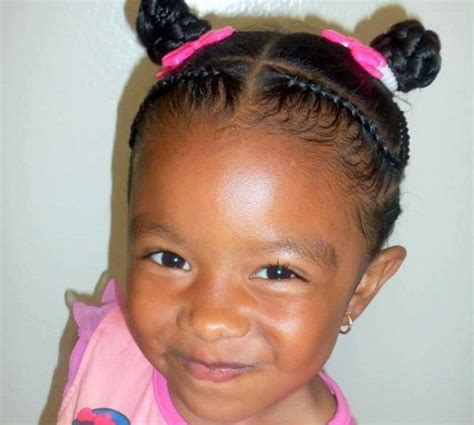 Kid Ponytail Hairstyles toddler ponytail hairstyles posts related to black