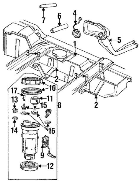 Dodge Cummins Fuel Tank Sending Unit