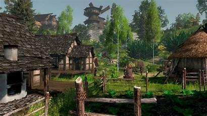 Village Forest Feudal Pc