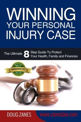 Bookler  Winning Your Personal Injury Case The Ultimate