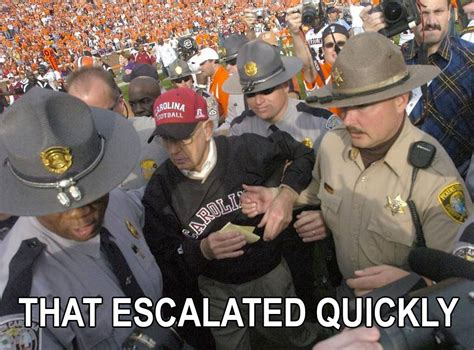 Lou Holtz Memes - top lou holtz memes and moments in honor of his retirement