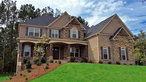 New Homes for Sale in Cumming, GA   Parkstone
