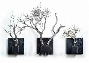 Sculpture Murale Design : sculptures murales en bois ddd ~ Teatrodelosmanantiales.com Idées de Décoration