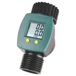 Orbit Digital Hose Faucet Timer by P3 P0550 Water Meter