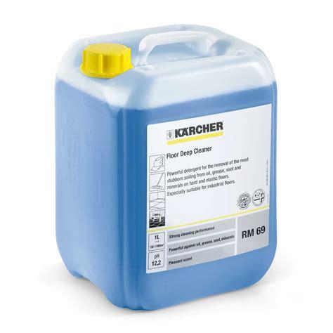 Karcher Detergent Rm 69 Asf Nettoyant En Profondeur Pour
