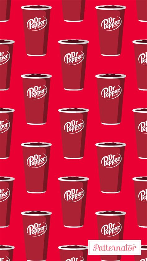 drpepper soda wallpaper aesthetic wallpapers