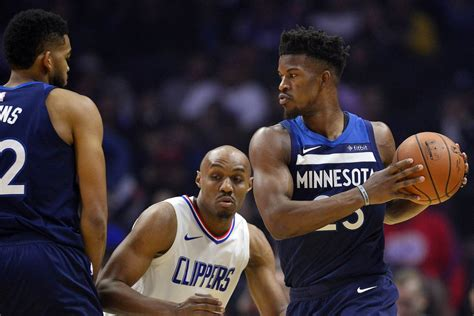 jimmy butler lists clippers his short list of trade targets nation