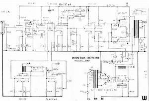 Wem Monitor Reverb Schematic