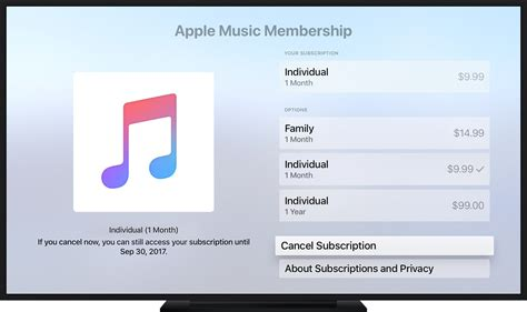 Manage your Apple Music subscription on your iPhone, iPad