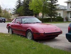 1985 Mazda Rx-7 Service Repair Manual Download