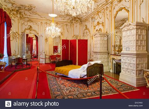 Private Royal Apartments In The Hofburg Palace, Vienna